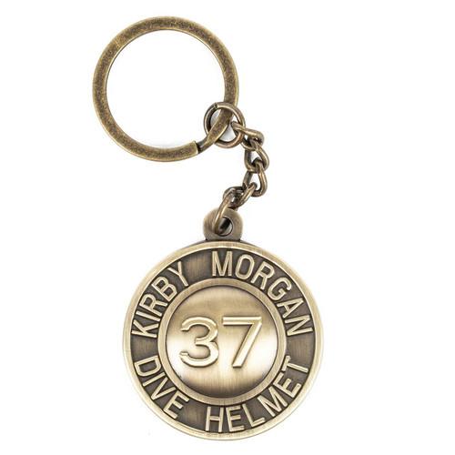 KM 37 Emblem Keychain
