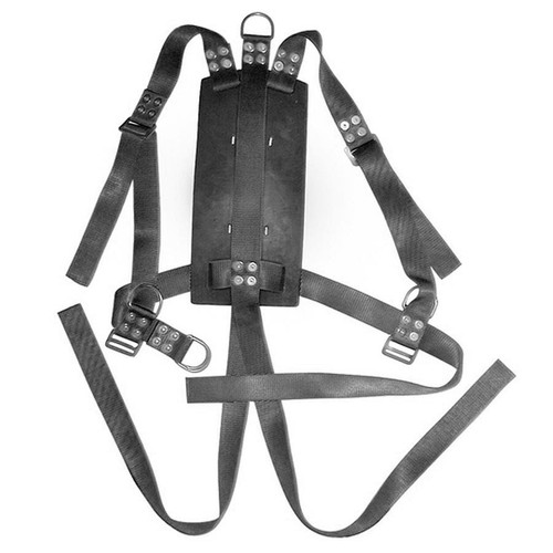 North Sea Bell Backpack Harness - Black