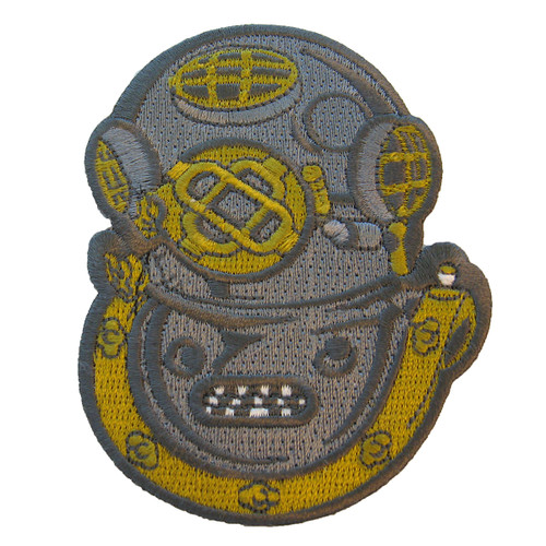 Mk-V Iron on Patch