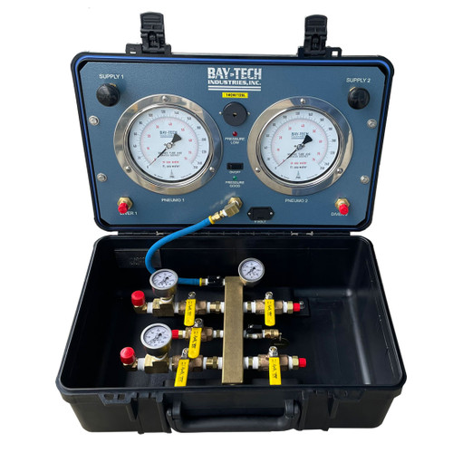 2-Diver LP Air Control Console