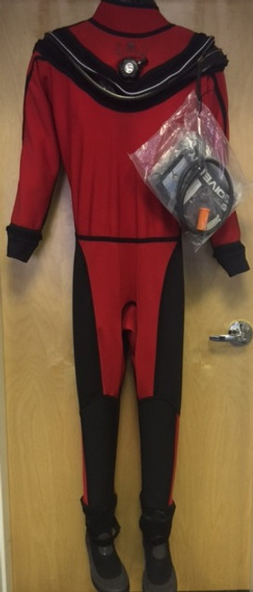 Whites SAR Fusion Dry Suit USED