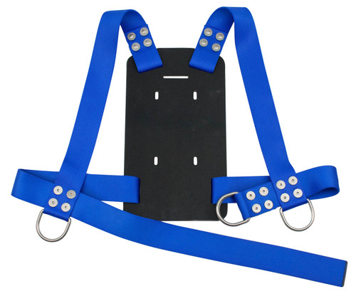 Miller Backpack Harness, Blue