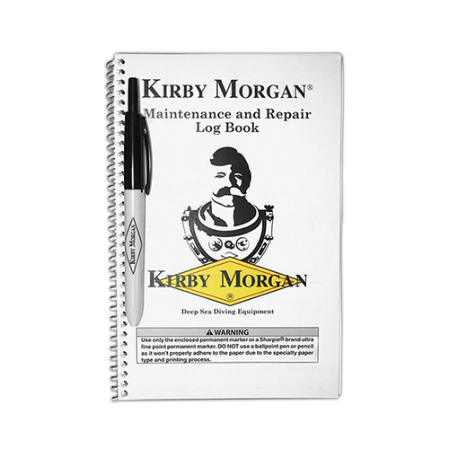 Kirby Morgan Log Book