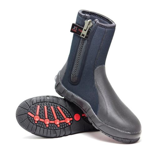 XS Scuba Thug Zipper Boots