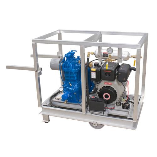 Quincy Diesel LP Compressor