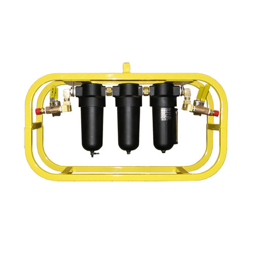 3-Stage Filtration System
