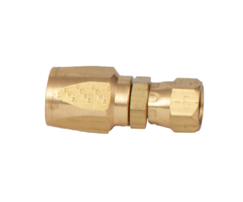 "Reusable Fittings, 3/8"" ID to #6 JIC"