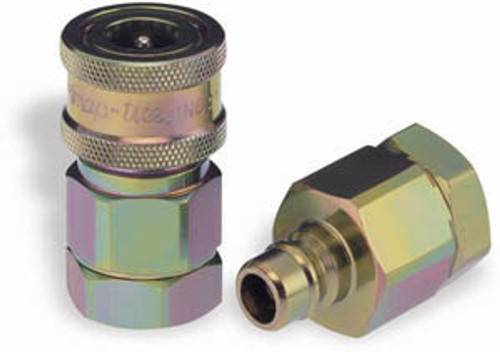 Nipple/Coupler, Hot Water 1/2″ FPT