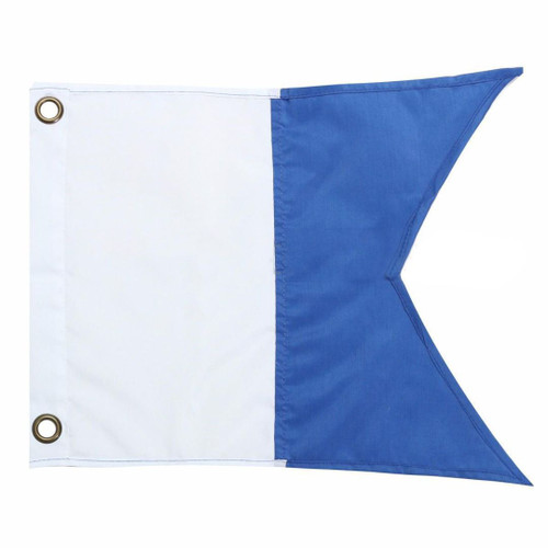 Nylon Alpha Flag