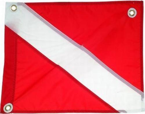Nylon Dive Flag