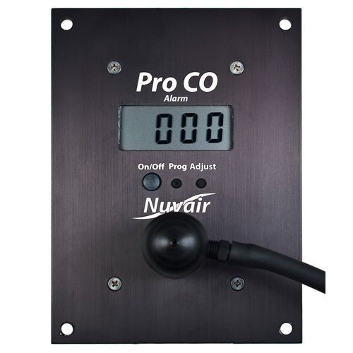 Pro CO Analyzer, Panel Mount