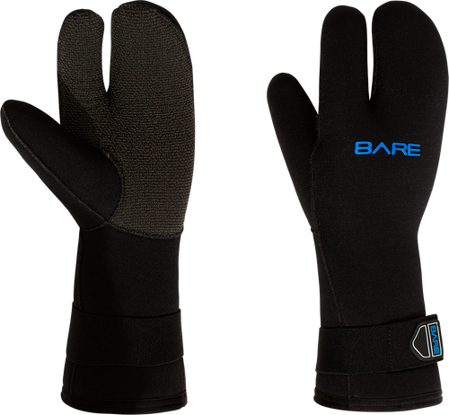 Bare 7mm Kevlar Gauntlet Mitt