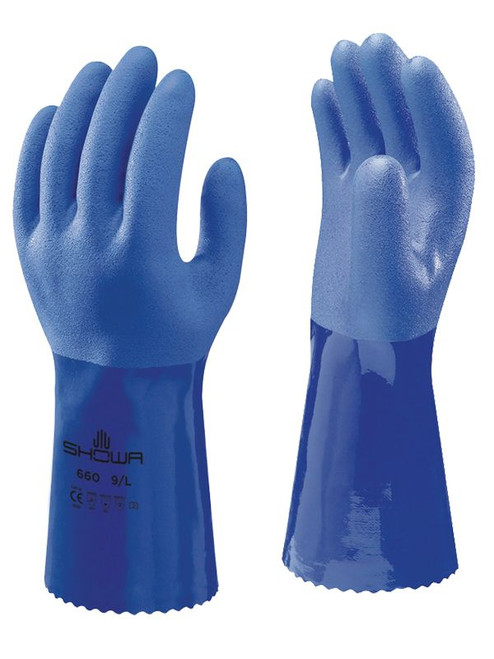 660 Atlas PVC Gloves