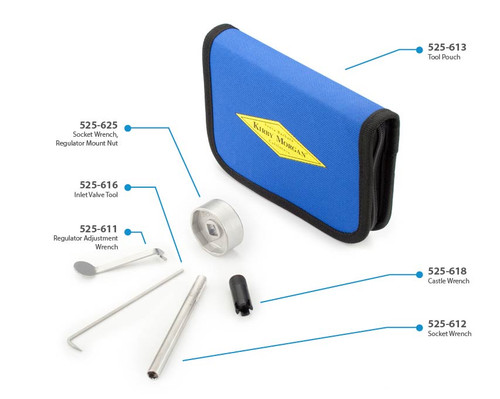 Regulator Tool Kit