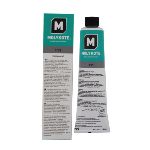 Dow Corning Molykote 111 Compound, 5.3oz