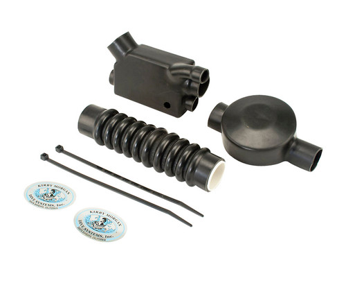 Hot Water Shroud Kit