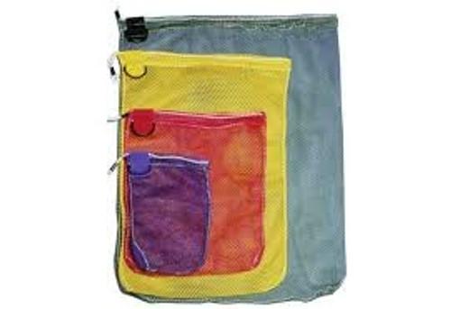 Mesh Drawstring Game Bag