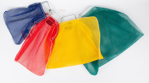 Mesh Game Bags w/D-Ring