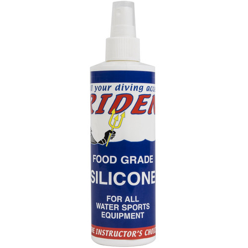 Silicone Spray, 8 oz