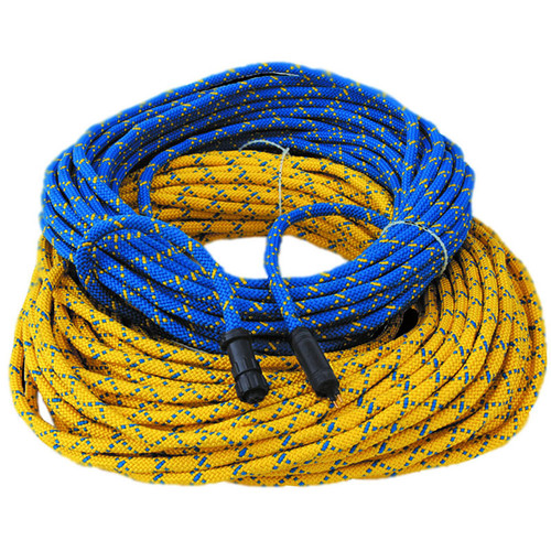 CR-4 Standard 4 Wire Comm Rope, Sold Per Foot - Blue