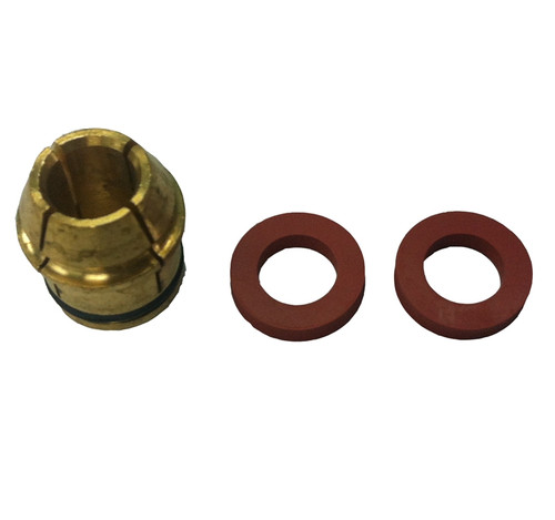 """1/4"""" Collet w/O-ring & Washers"""