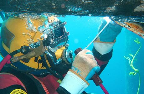 Broco Underwater