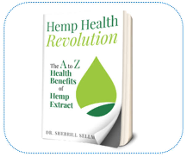 Hemp Health Revolution by Sherrell Sellman