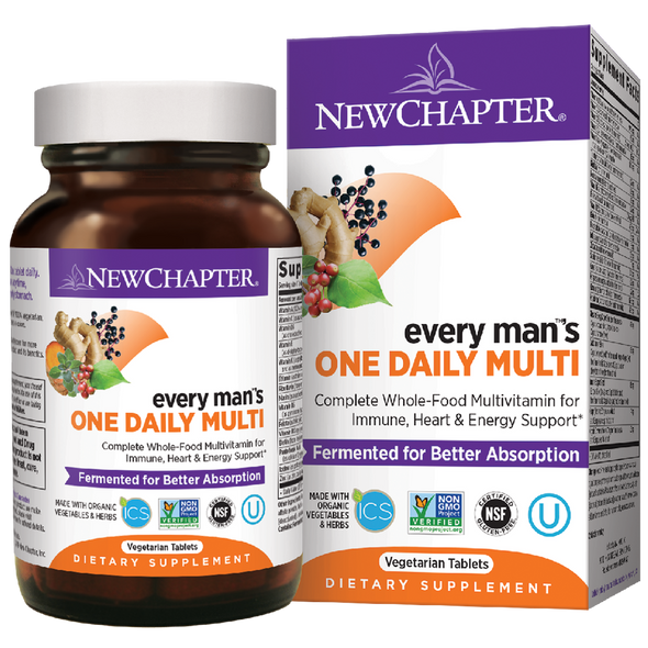Every Man's One Daily Multi 24 Tablets , every man's one daily multi