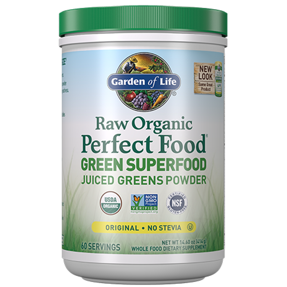 garden of life perfect food green superfood 14.60 oz