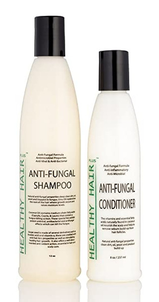 Antifungal Shampoo And Conditioner by Healthy Hair Plus