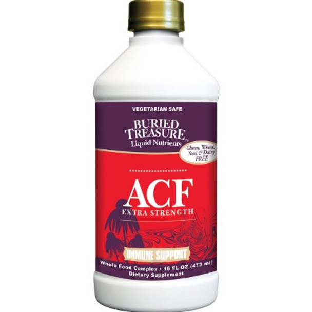Buried Treasure ACF Extra Strength Immune Support 16 oz