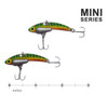 SteelShad Mini Series - 1/4 oz - Perch (2pk)