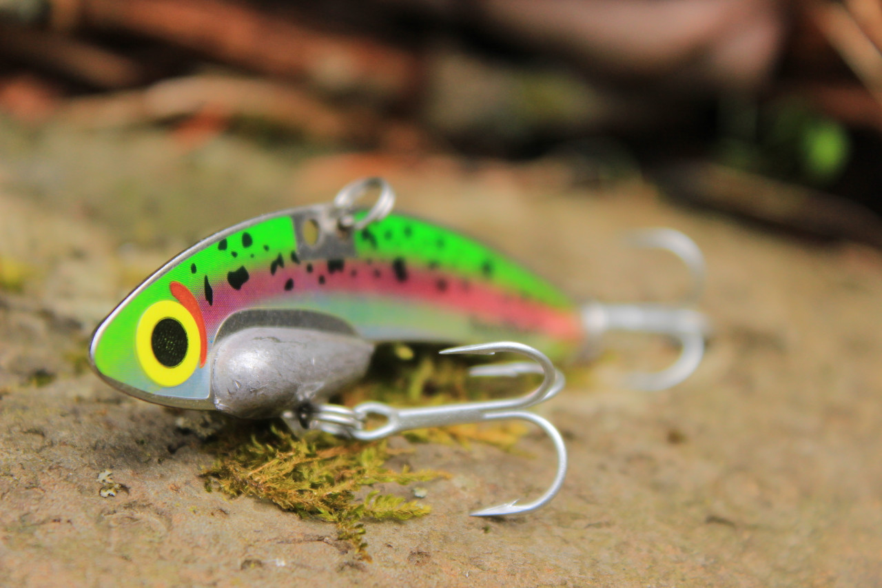 SteelShad Original Trout