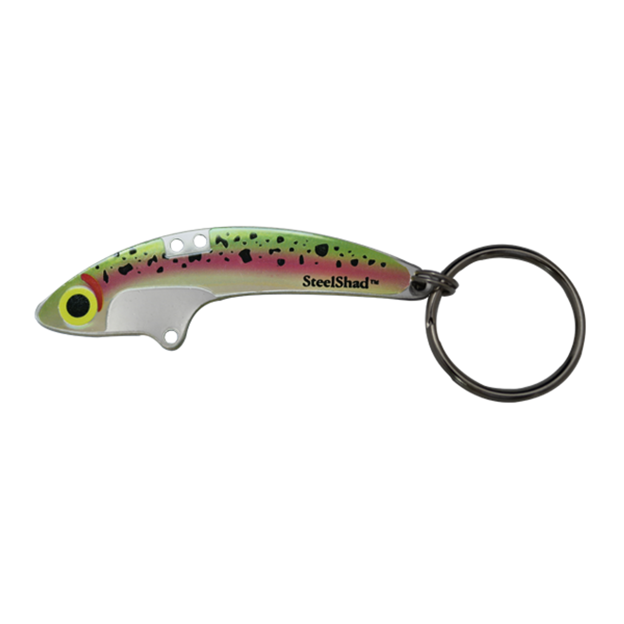 SteelShad Trout Key Ring
