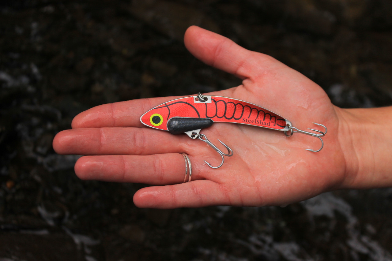 SteelShad XL Red