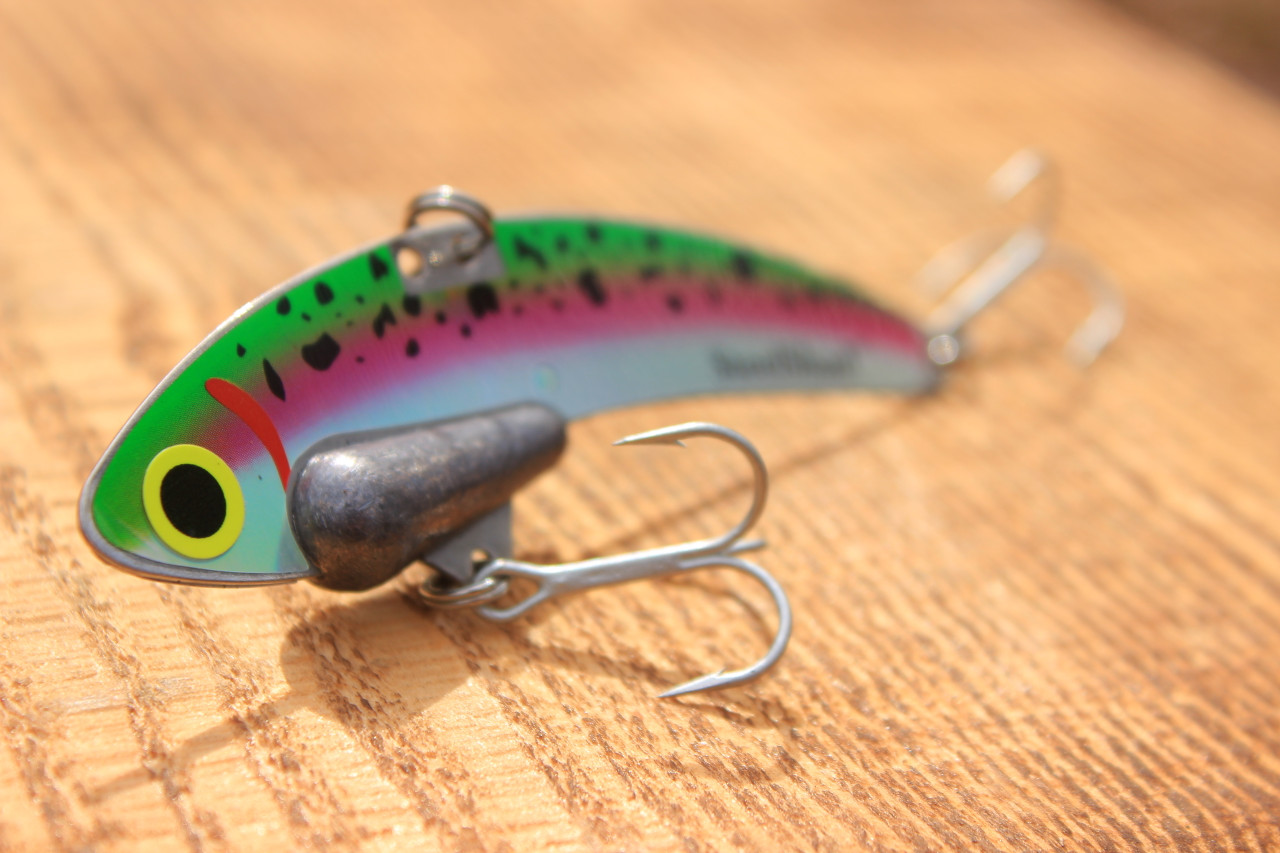 SteelShad XL Trout