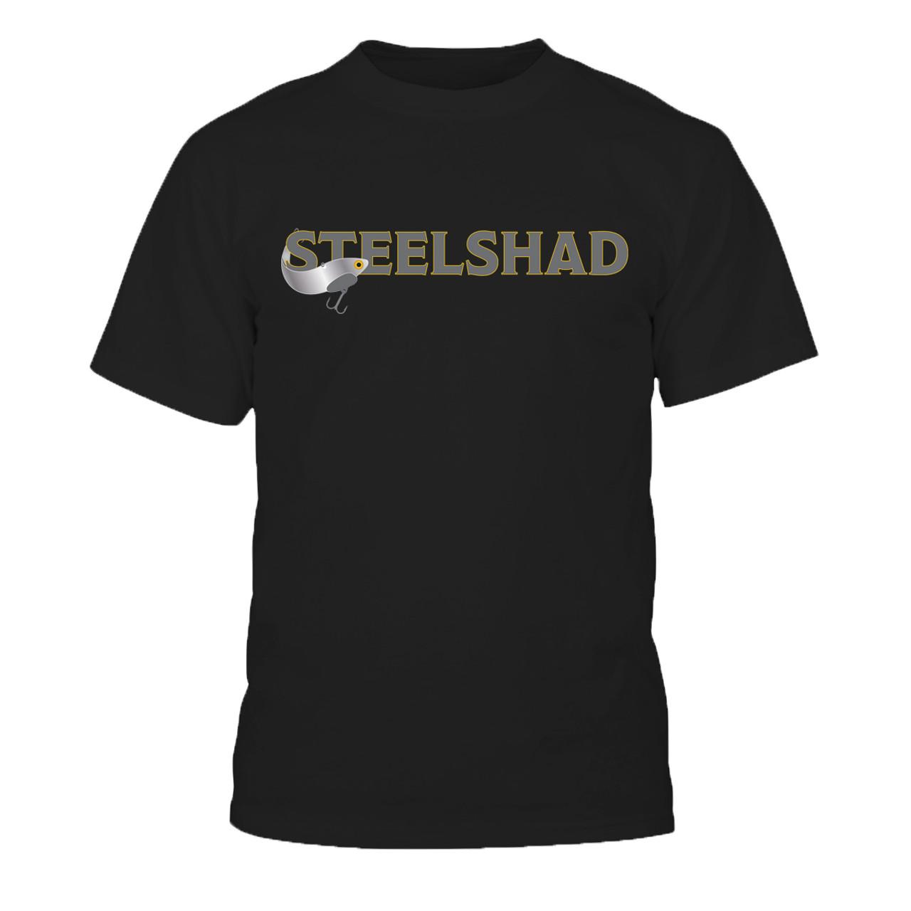 SteelShad Tshirt Front