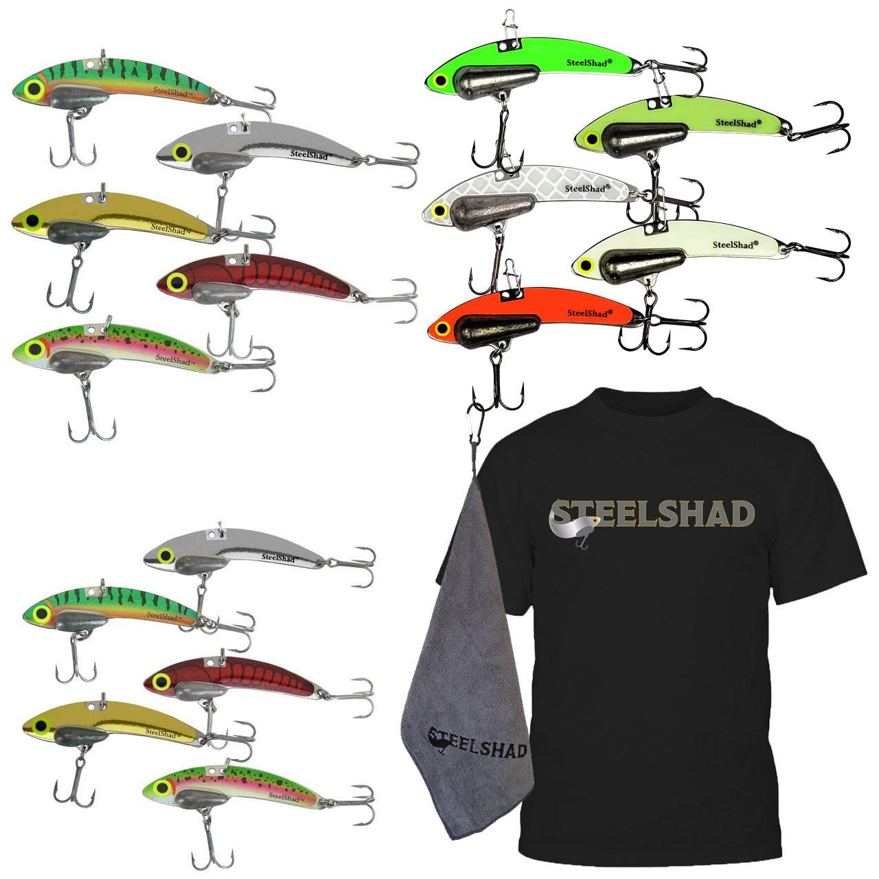 SteelShad Whopper Gift Pack
