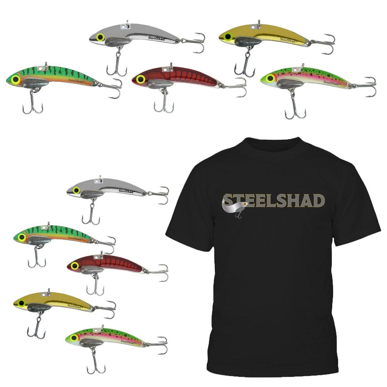 SteelShad Lunker Gift Pack