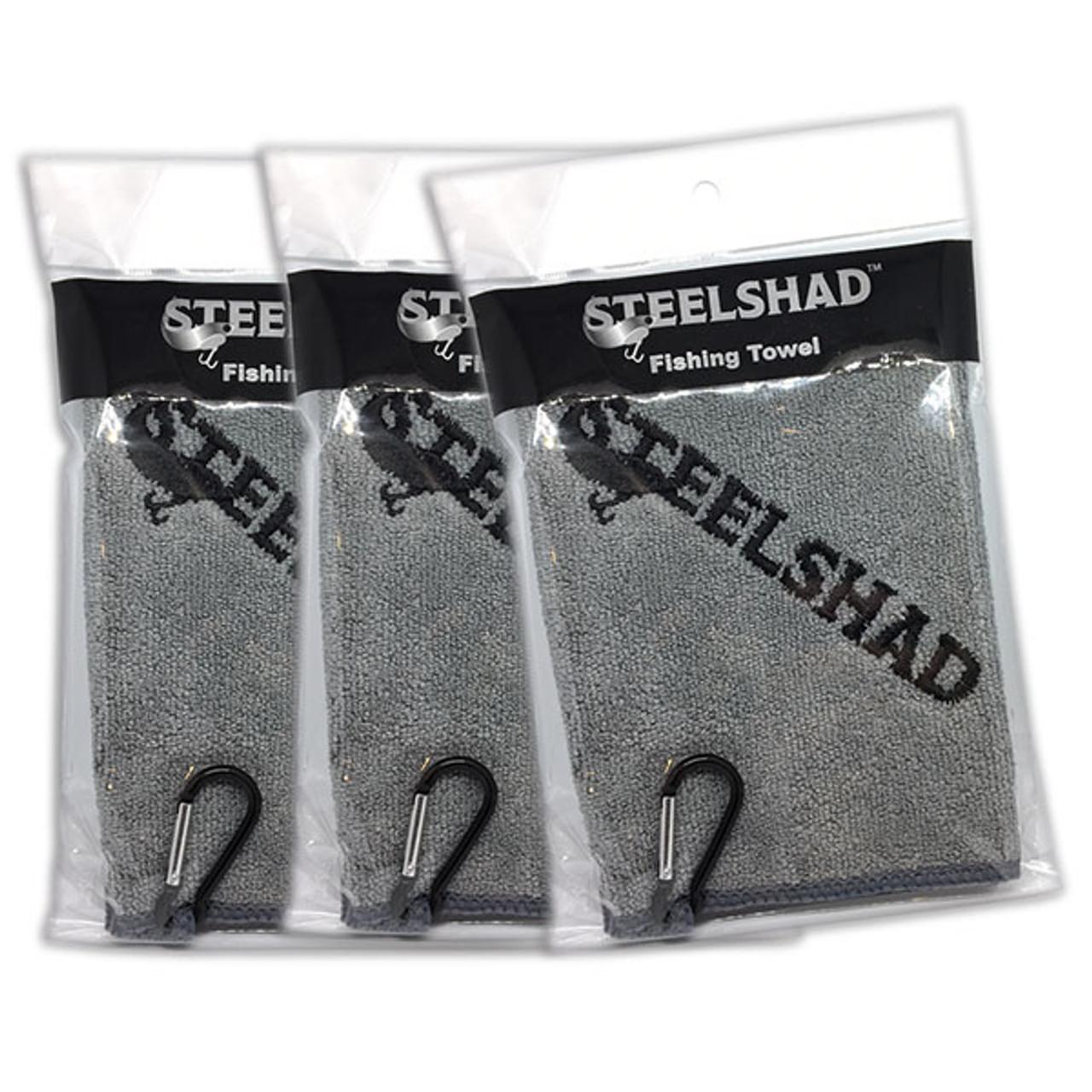 SteelShad Fishing Towel - 3 Pack