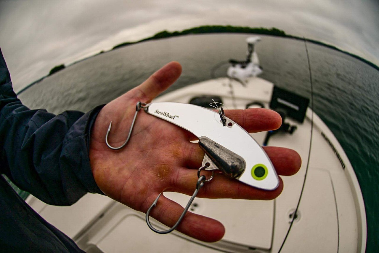 The SteelShad XXL Series - Silver