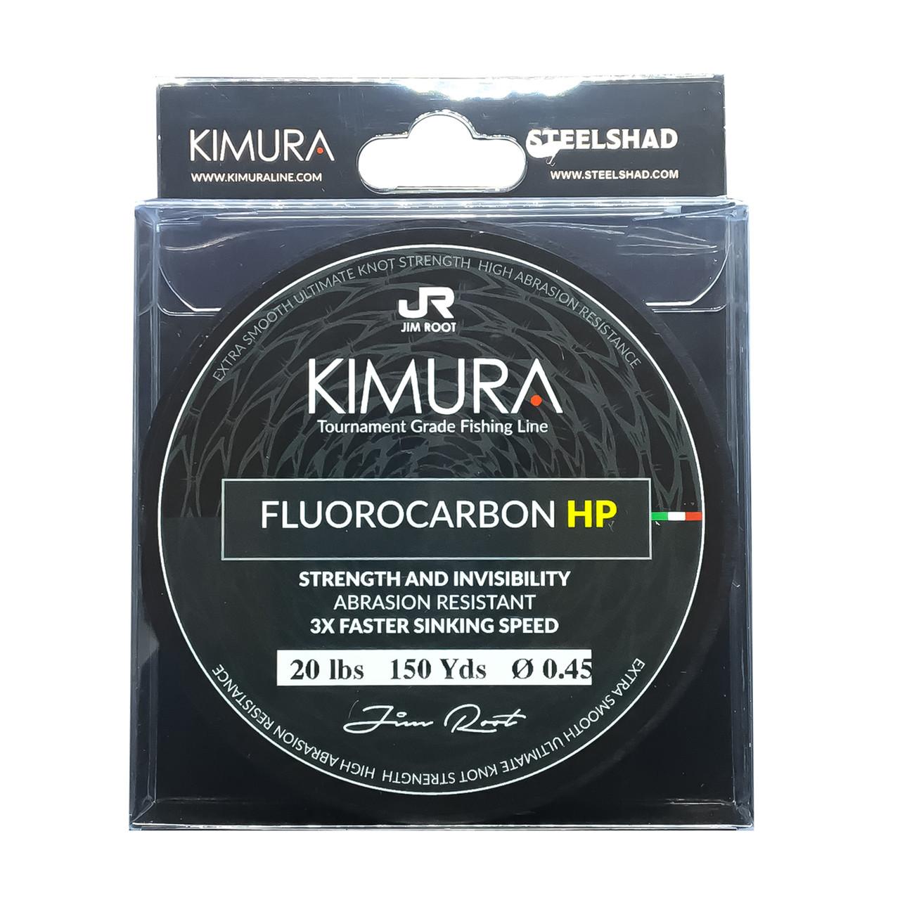 SteelShad Kimura Fishing Line - Fluorocarbon