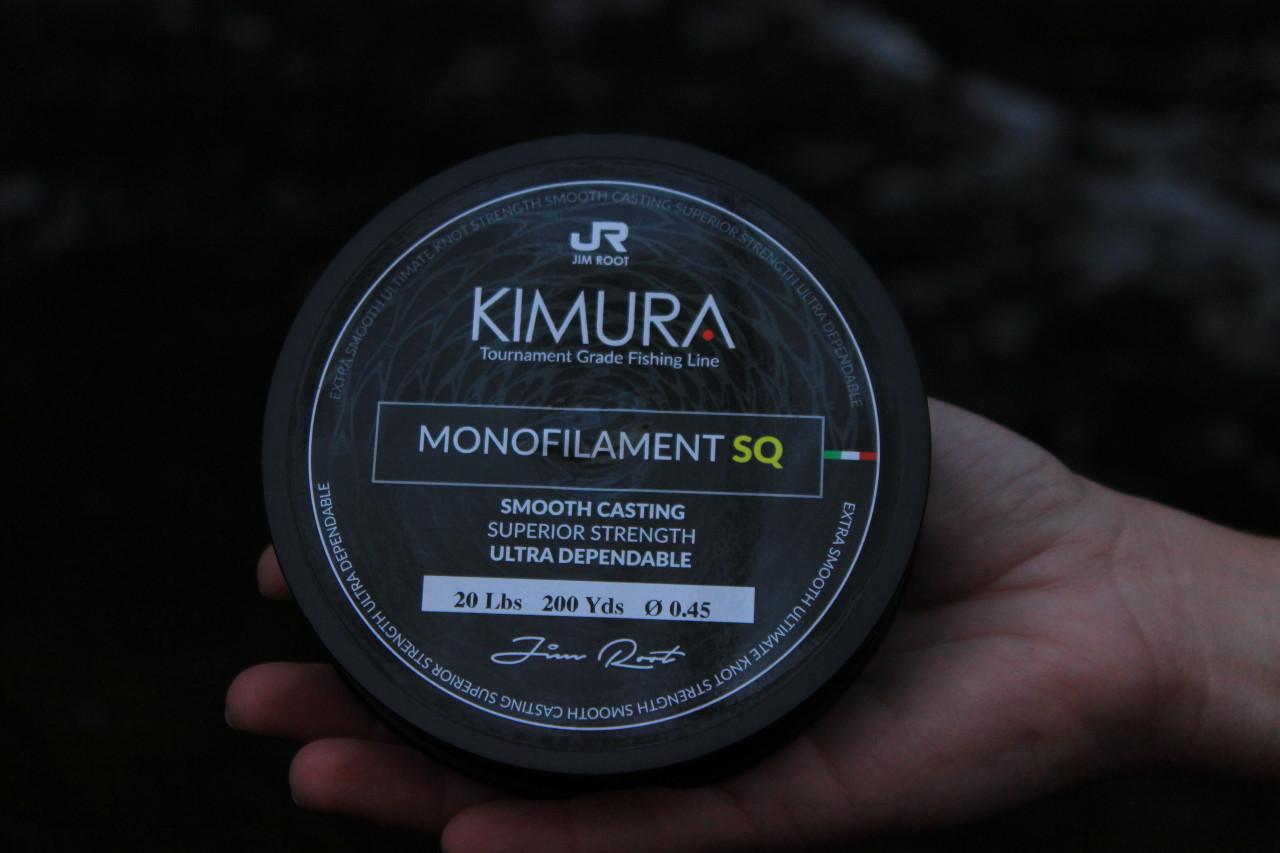 SteelShad Kimura Fishing Line - Monofilament