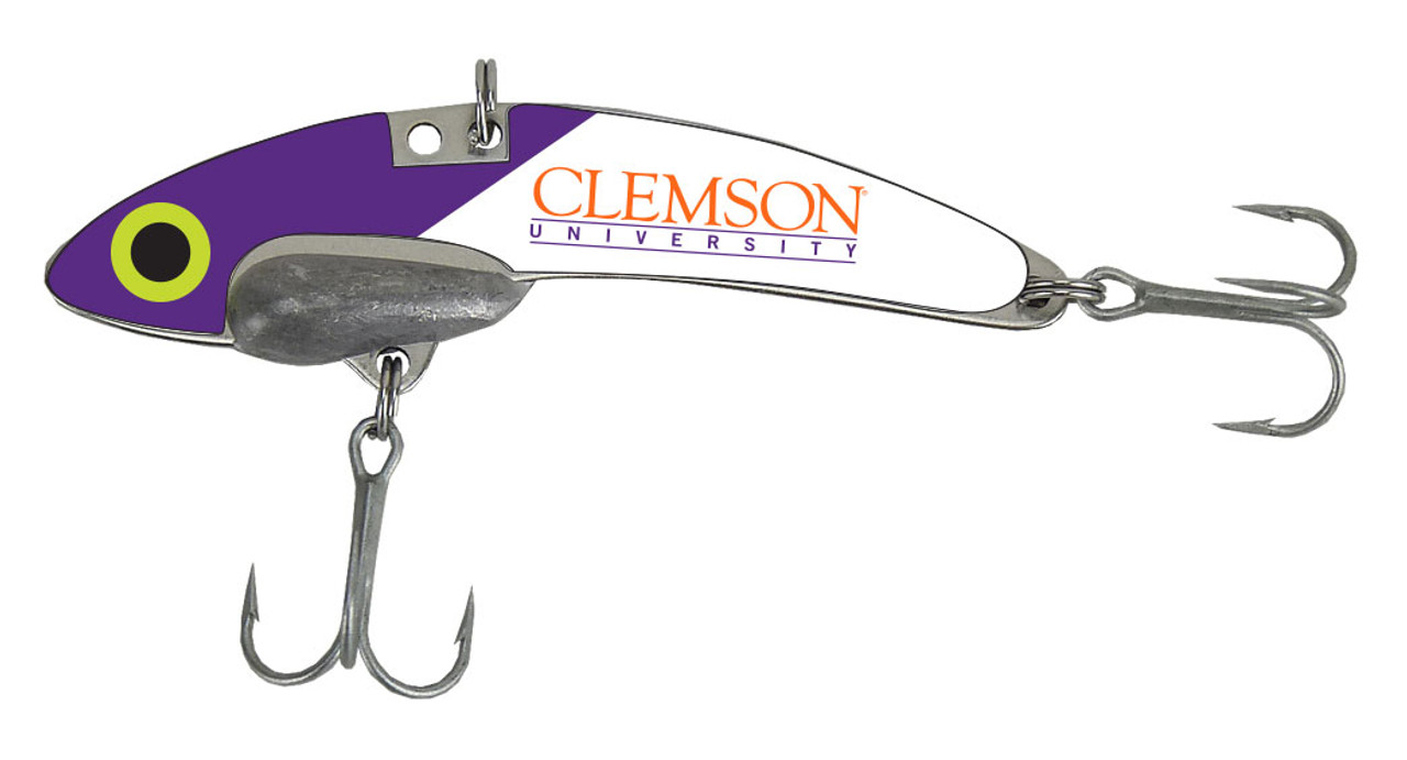 SteelShad Clemson University 3 Pack