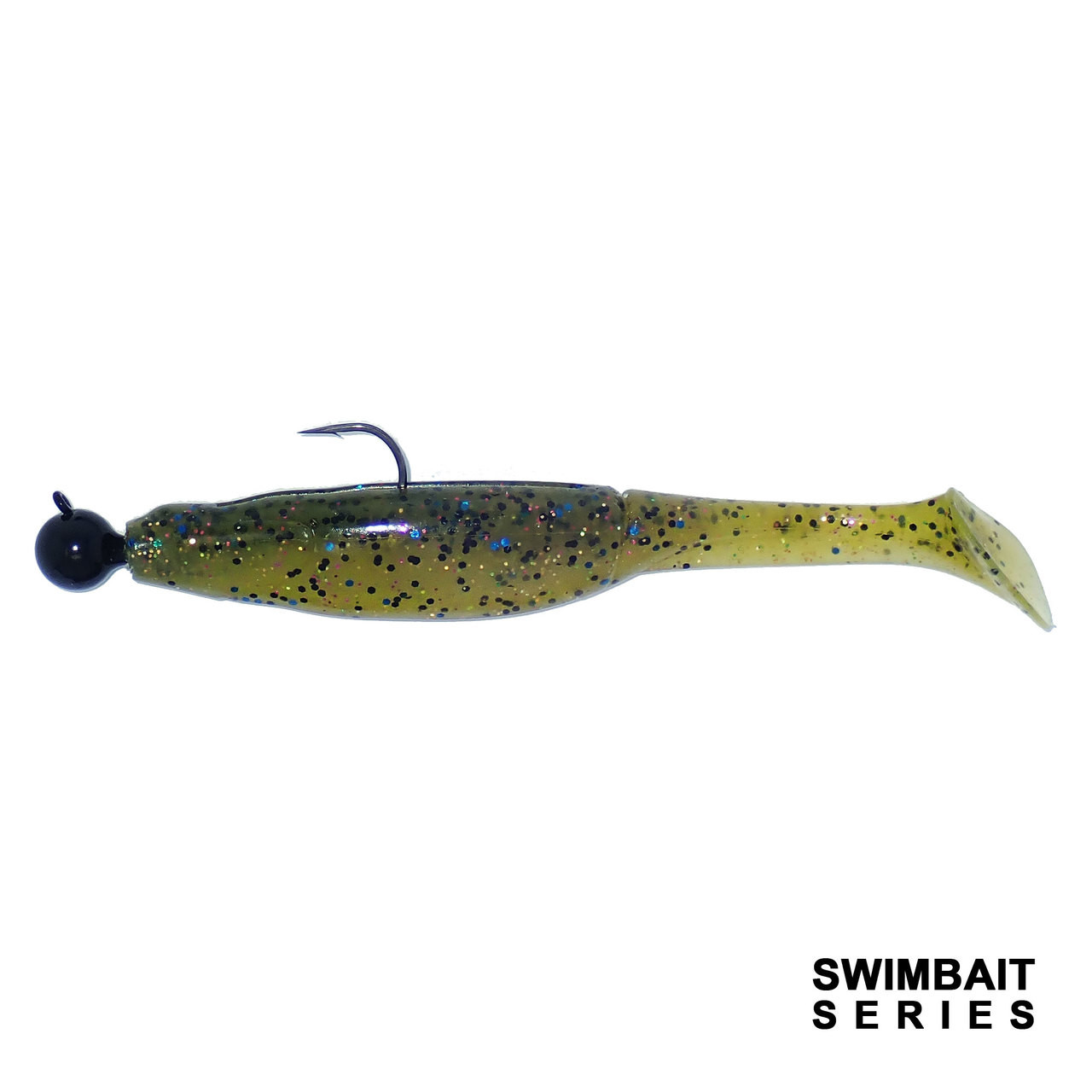 "SteelShad Swimbait 4.5"" Bluegill"