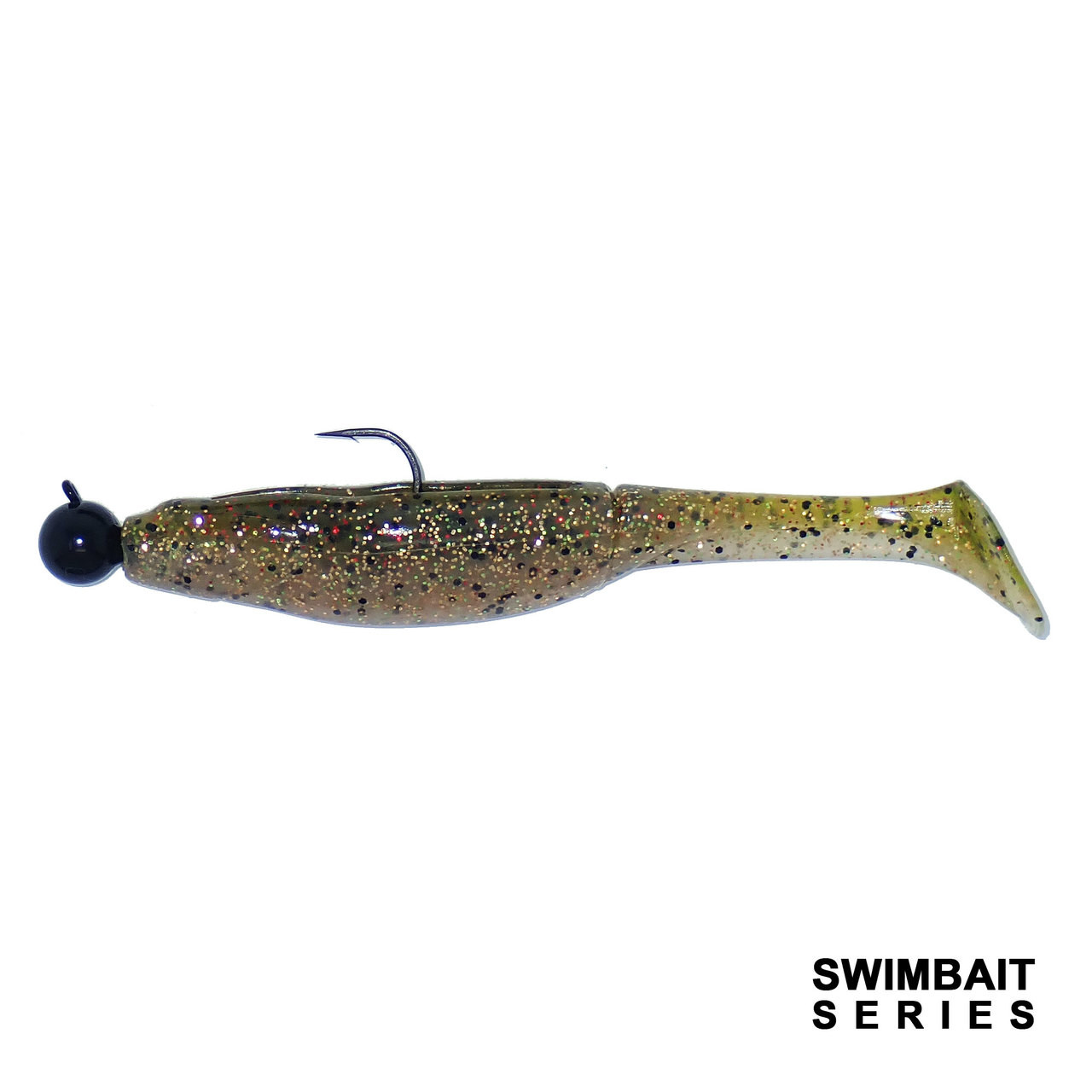 Swimbait - 4.5 inch - Goby (3pk)