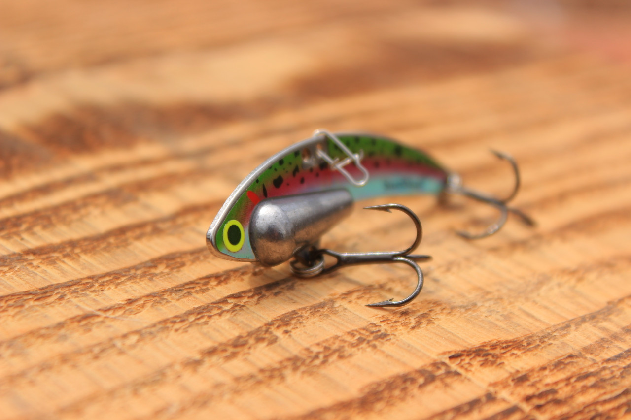 SteelShad Heavy - 1/2 oz - Trout
