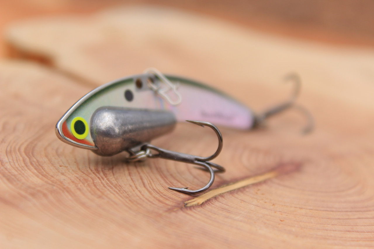 Tennessee Heavy Series - 1/2 oz., #8 VMC Black Nickle Hooks, and Line Clip