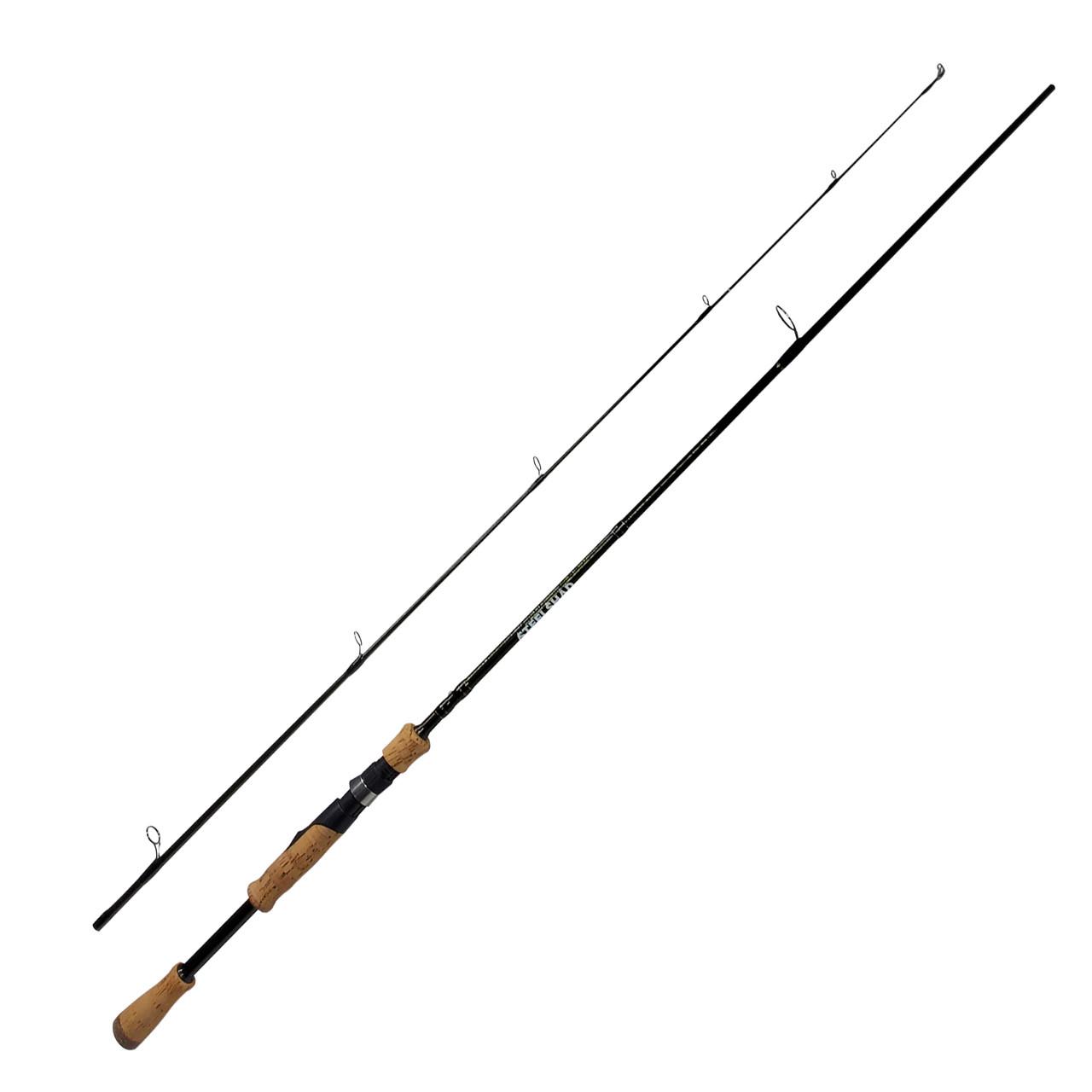 SteelShad 80 Graphite 2-Piece Rod