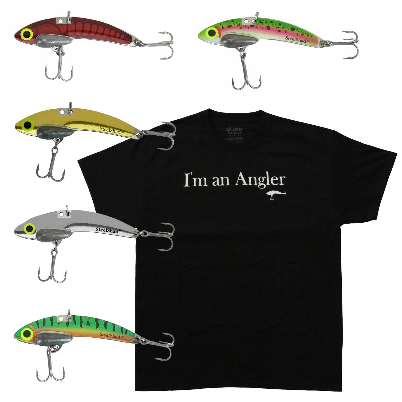 SteelShad Angler Gift Pack